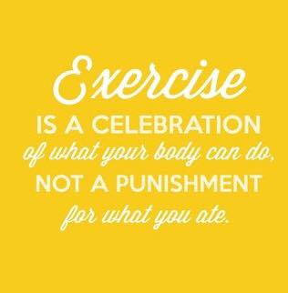 exercise-is-a-celebration
